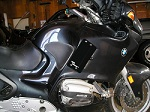 BMW R1100RT & R1150RT Air Wings