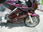Yamaha FJR 1300 Air Wings