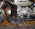 Yamaha Royal Star Venture Air Wings w/ Upper