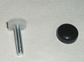 5mmx40mm Screw w/ Washers & Snap Cap