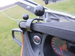 "Spyder RT 1"" Electronic Ball Mount"